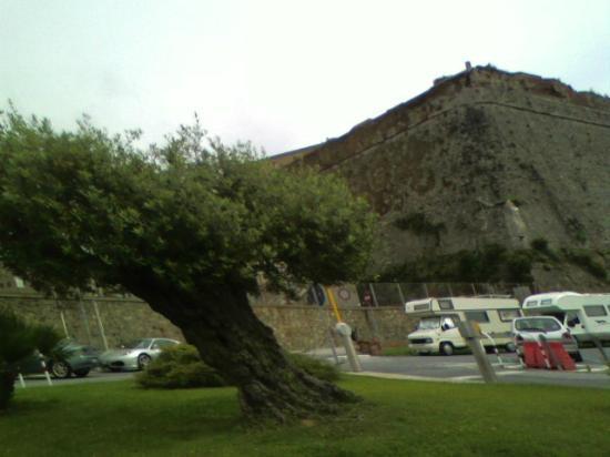 Province of Savona, Italy: verso i bastioni