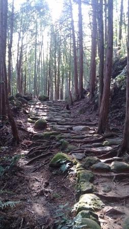 Μίε (Επαρχία), Ιαπωνία: 熊野古道(松本峠)