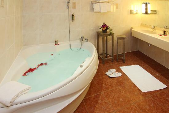 Great Hotel Beaucour: Salle De Bain