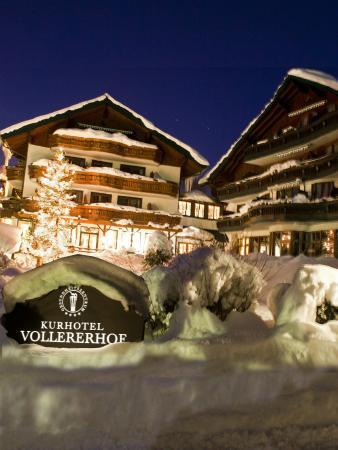 Vollererhof: Aussenansicht Winter