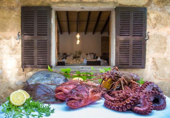Los Patos Restaurant: En los Patos tenemos el mejor pescado fresco del litoral