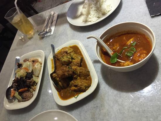 Good Curry Picture Of Mum 39 S Nyonya Cuisine George Town Tripadvisor
