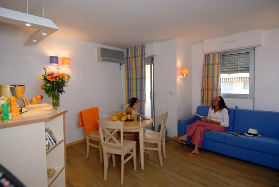 Apartamentos Pierre & Vacances Promenade des Bains