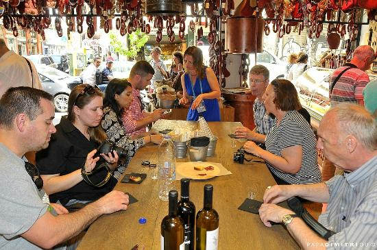 Athens Food Tours