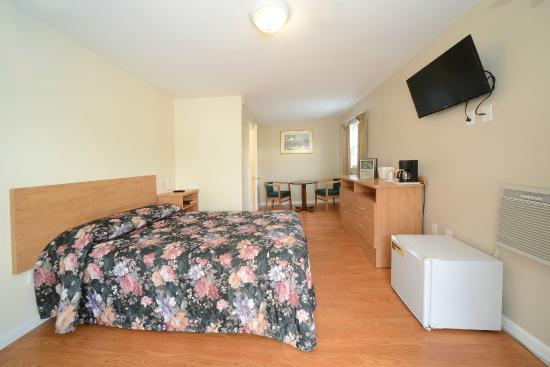Studio Motel of Lake George: Rooms with one bed