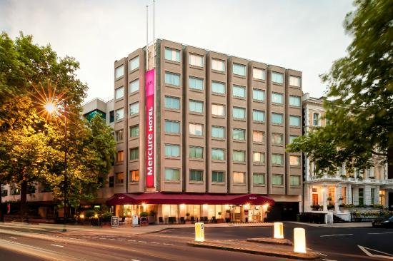 Mercure London Kensington Hotel Exterior