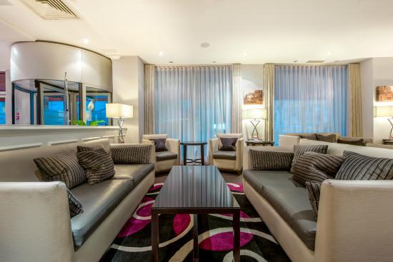 Mercure London Kensington: Hotel Lounge