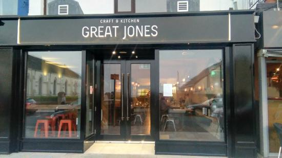 Great Jones Craft & Kitchen