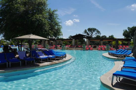 Adult Pool Picture Of Jw Marriott San Antonio Hill
