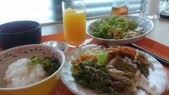 Hotel Sorriso Hamamatsu: 自分で選んだ朝食