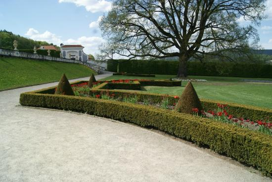 Zamecka zahrada