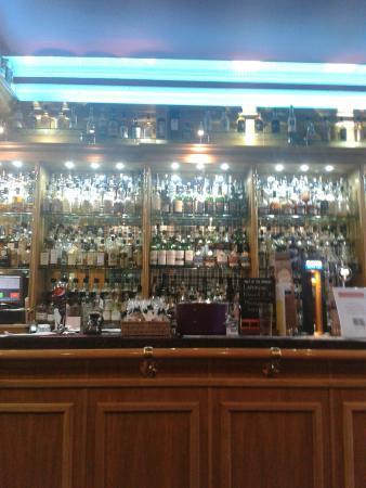 Ardshiel Hotel: The Bar.