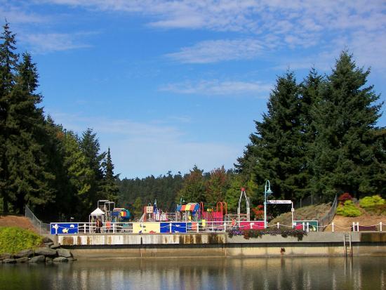 Nanaimo, Kanada: Playground