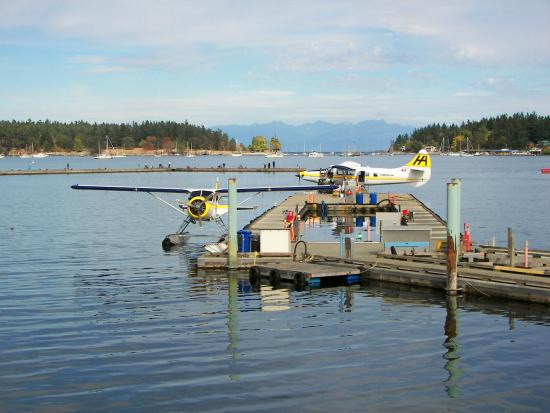 Nanaimo, Canadá: Float Plane