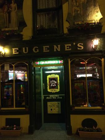 Eugene's Bar: Eugene's