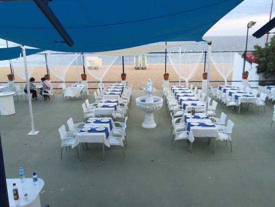 Restaurant Banys La Gavina: Novedades
