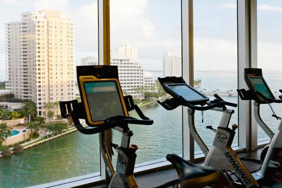 Sky City at Icon Brickell : Fitness Center