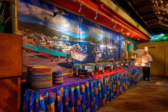 Iggies Beach Bar & Grill: Sunset Room