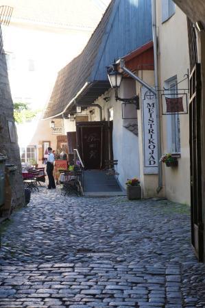 Tallinn Meistrikojad