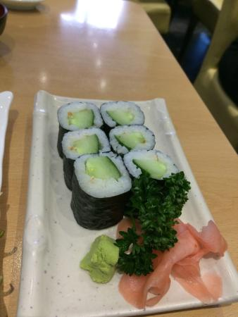 Yokorama : Sushi