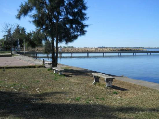 Junín, Argentina: Club de pescadores