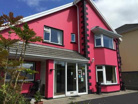 Muckross Drive House B&B : Entrance