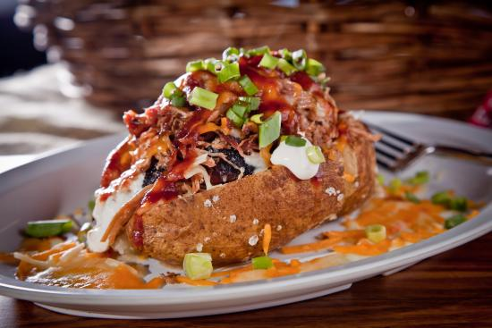 Oklahoma Joe's BBQ : Loaded Baked Potatoe