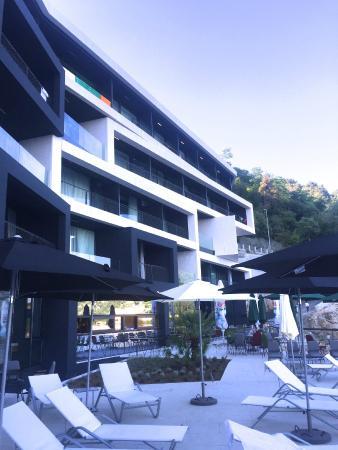 Hotel View Picture Of Hotel Navis Opatija Tripadvisor