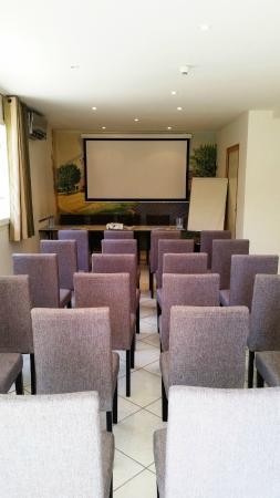 Hotel de la Mer : Notre salle de séminaire