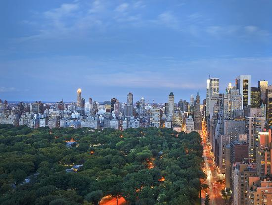 View from Mandarin Oriental, New York