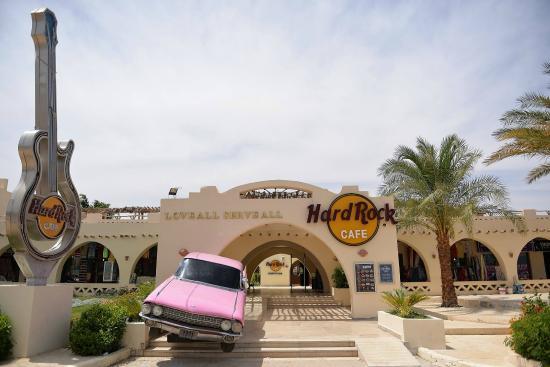 Hard Rock Cafe Hurghada : Exterior