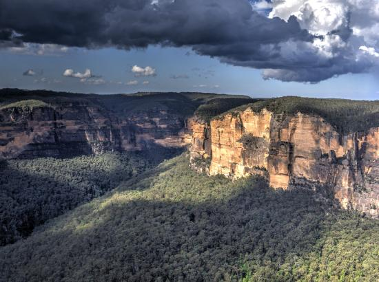 Ando's Outback Tours: Blue Mountains