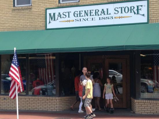 Mast General Store Old Boone Mercantile : Mast General Store
