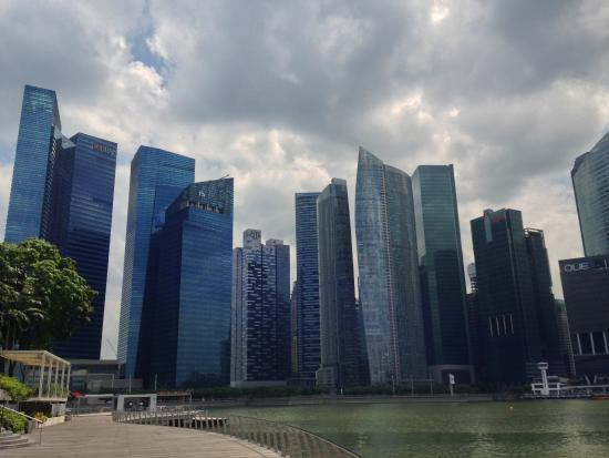 Marina Bay: Singapore Skyline