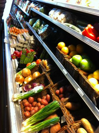 The Artisan Gourmet Market: Produce