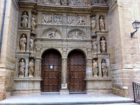 Iglesia de Santo Tomás: haro