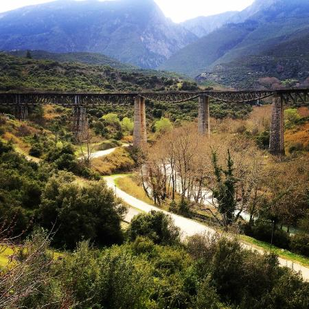 Gorgopotamos Bridge