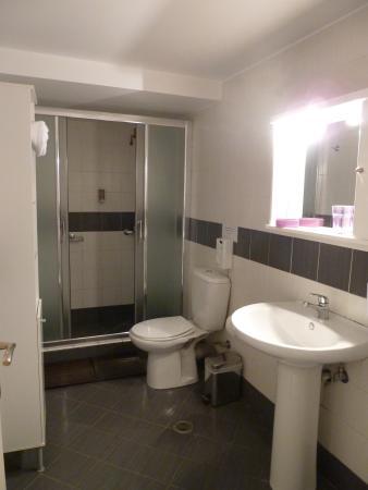 Pension Filyra : salle de bain