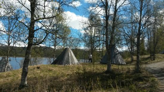 Vilhelmina, Sverige: Fatmomakke Kyrkstad