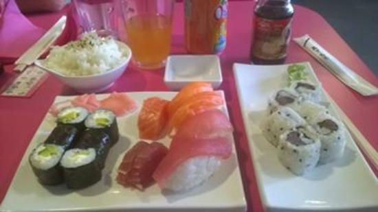 sushi best montpellier restaurant bewertungen telefonnummer fotos tripadvisor. Black Bedroom Furniture Sets. Home Design Ideas