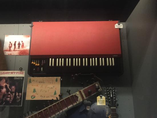 Rock \u0026 Roll Hall of Fame The Doors Organ - epic & The Doors Organ - epic - Picture of Rock \u0026 Roll Hall of Fame ...