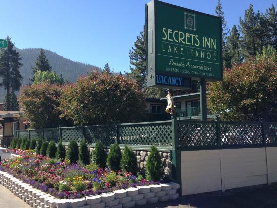 Secrets Inn: Secrets Front