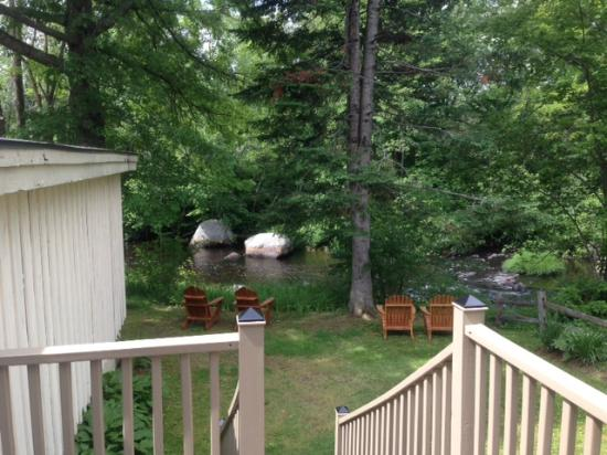 Little River Bed and Breakfast : On the river