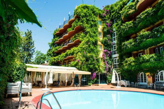 Hotel los angeles spa granada spain hotel reviews - Hotel los angeles granada ...