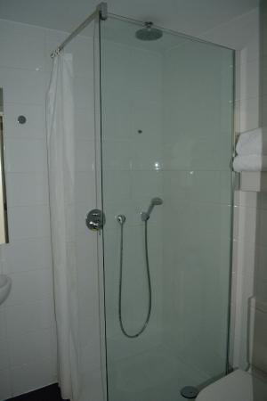 Fantastic Shower There Is A Massive Raindrop Shower Head Too