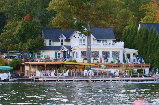 Lakeside Restaurant Tavern Hammondsport Ny