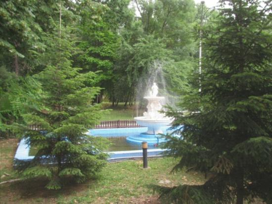 Herastrau Hotel: View from the room