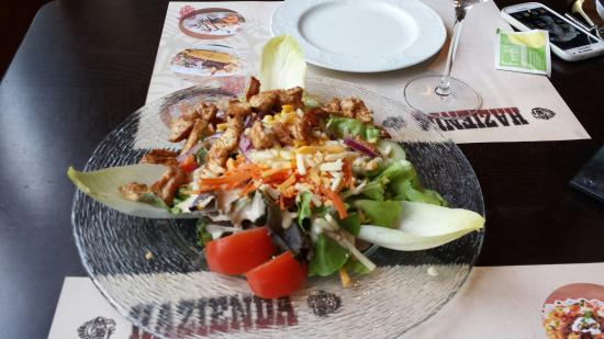 Restaurant HAZIENDA Basel