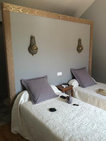 La Grange: Twin room in the Suite