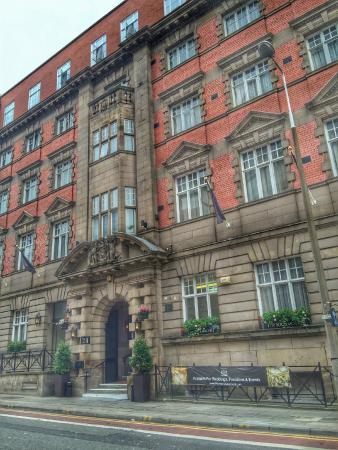 Hotel from Hatton Street